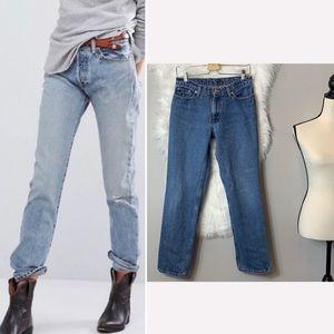 Ralph Lauren Vintage Mom Saturday jeans